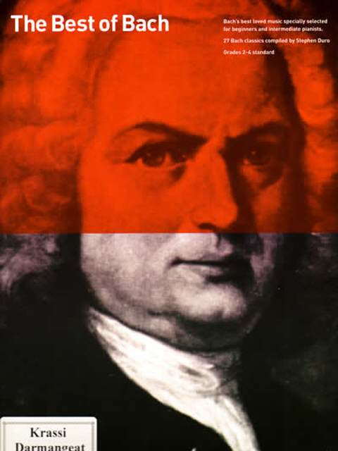 Bach  The best of Bach