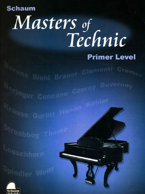 Masters of Technic Primer Level