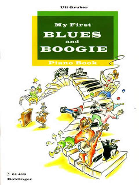 My First Blues and Boogie