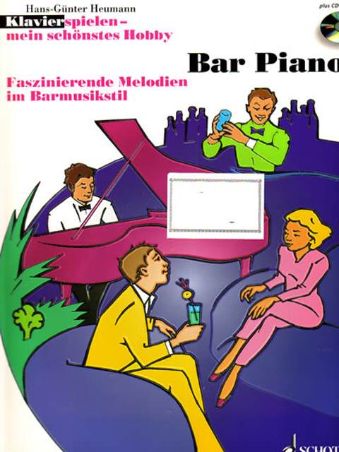 Bar Piano Inkl. CD