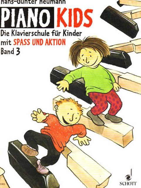 Piano Kids Buch 3