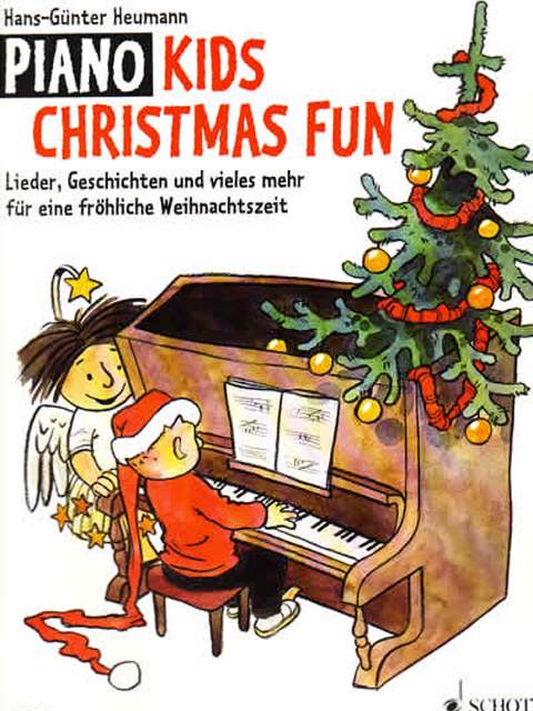 Piano Kids Christmas Fun