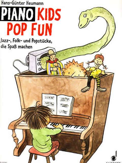 Piano Kids Pop Fun