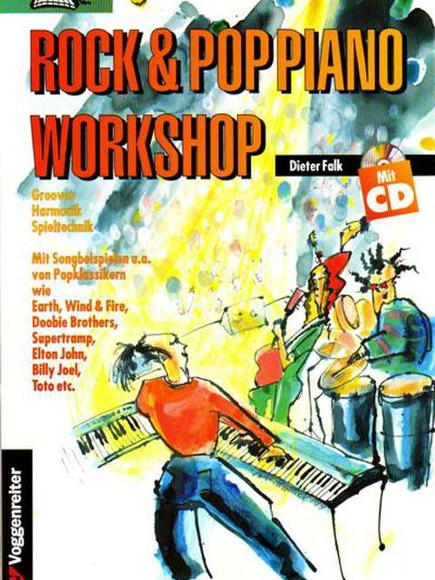 Rock & Pop Piano Workshop
