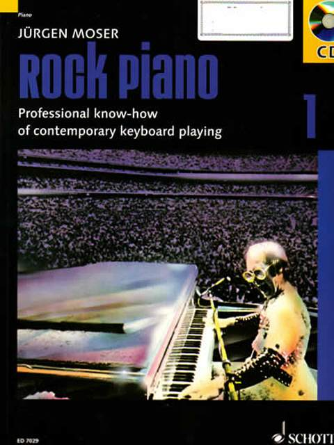 Rock Piano VOL1
