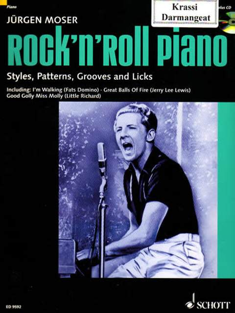 Rock`n Roll Piano inkl. CD