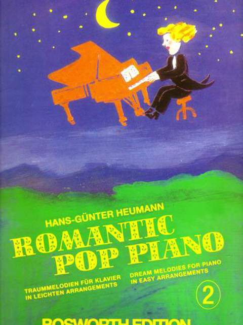 Romantic Pop Piano Bnd 2