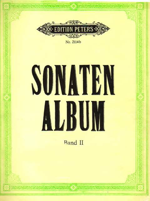 Sonaten Album Band 2
