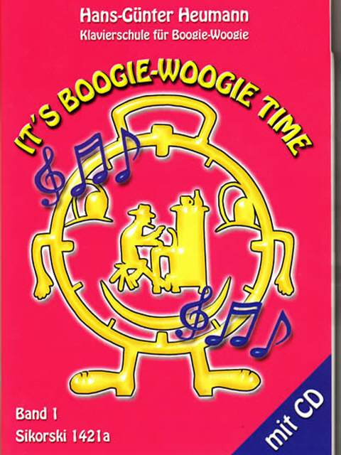 Boogie-Woogie Time Band 1