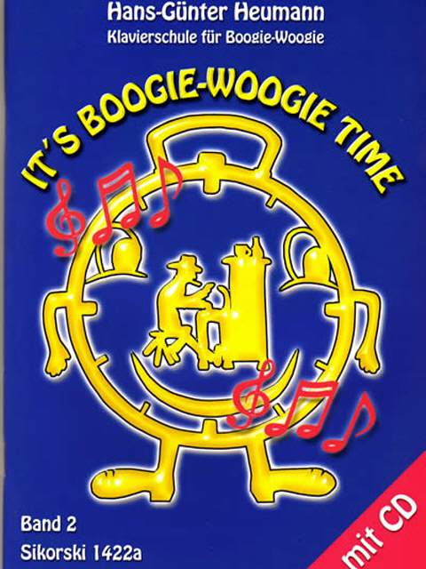 Boogie-Woogie Time Band 2