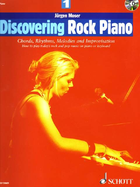 Discovering Rock Piano 1