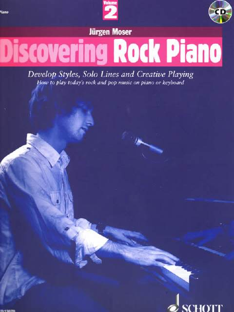 Discovering Rock Piano 2