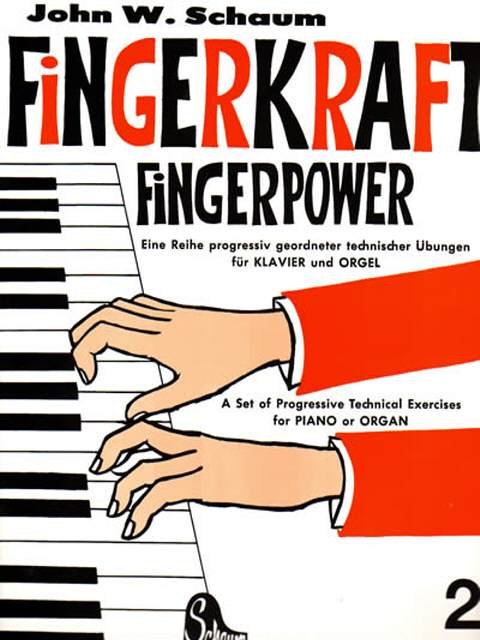 Fingerkraft  Band 2