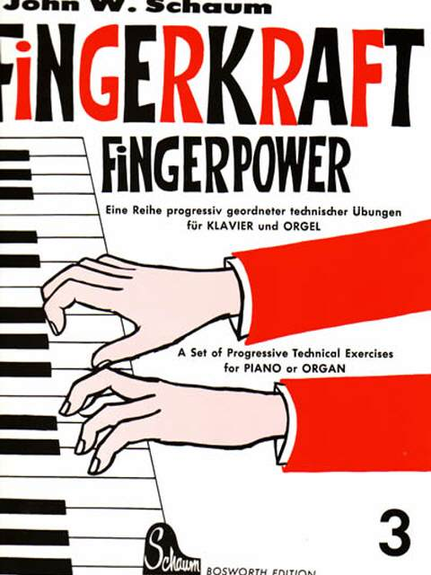 Fingerkraft  Band 3