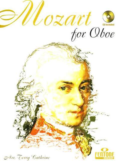 Mozart for Oboe inkl.CD