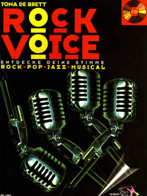 Rock Voice. Inkl. CD