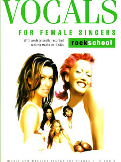 Vocals for Female singers 1