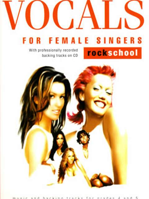 Vocals for Female singers 2