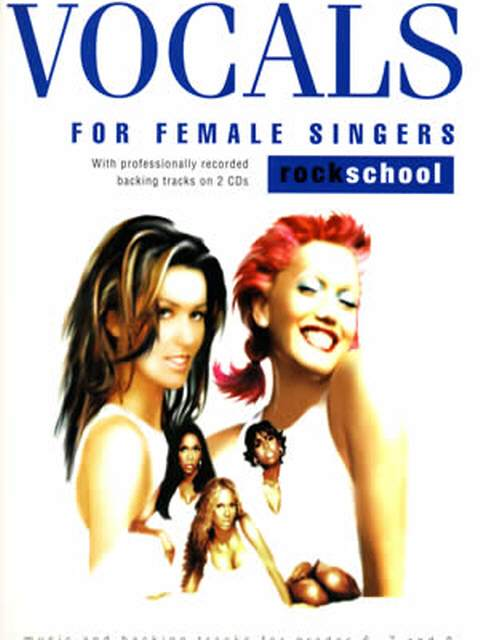 Vocals for Female singers 3